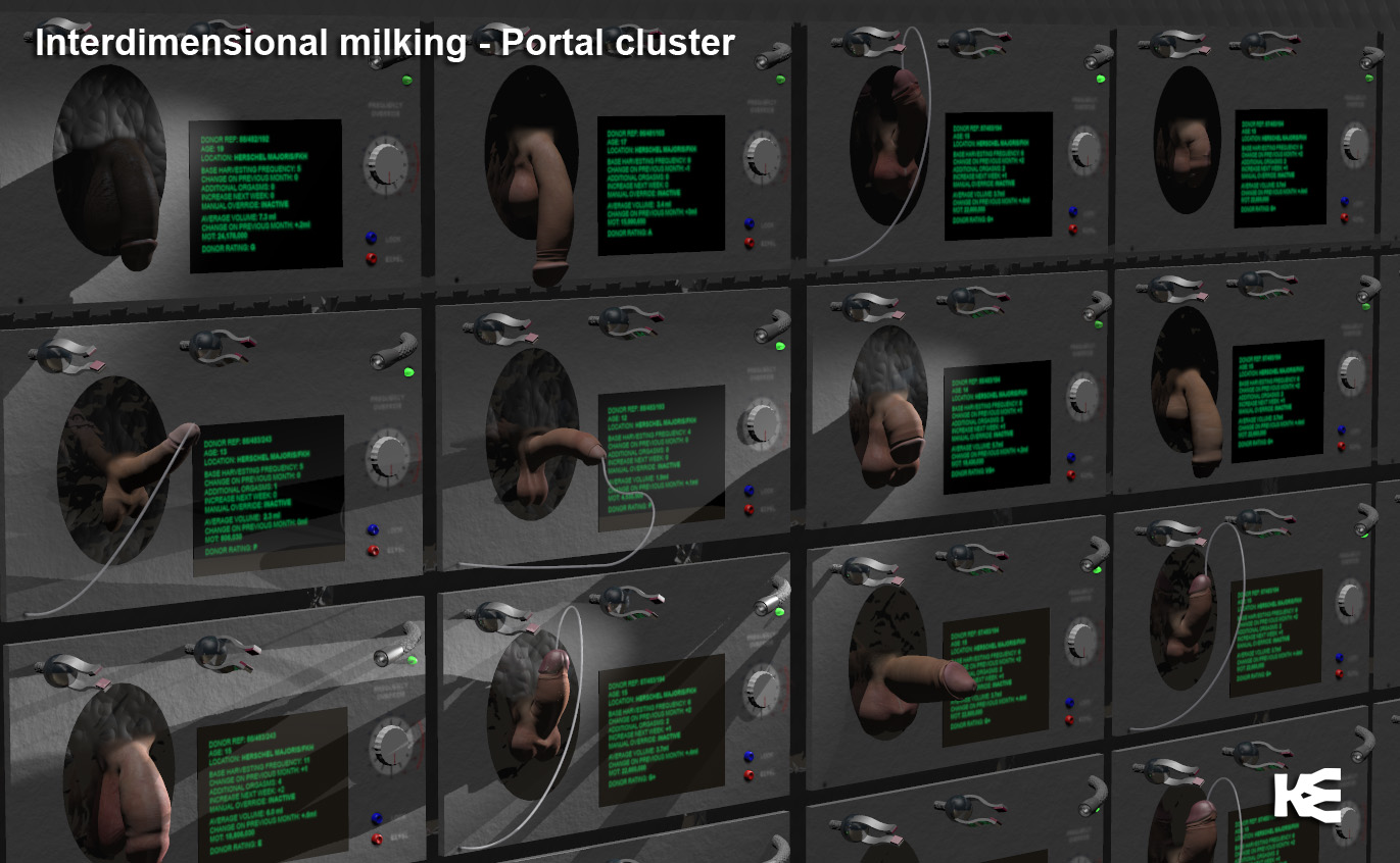 Interdimensional Milking