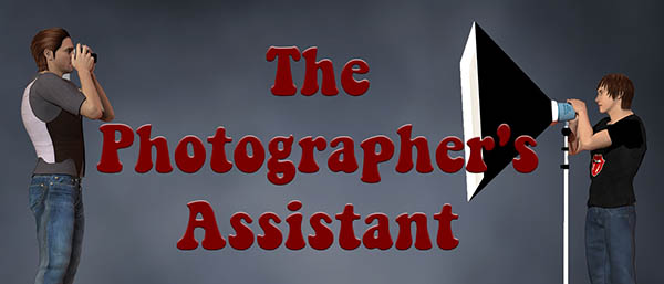 The photographer's assistant